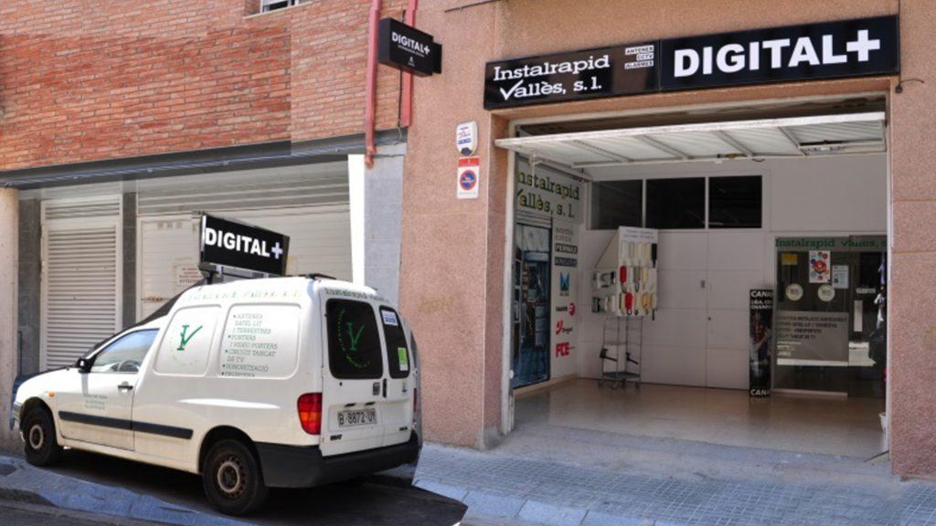 Instalrapid Vallès entrada