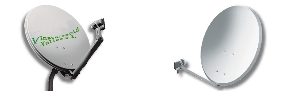 Instalaciones TDT y satélite
