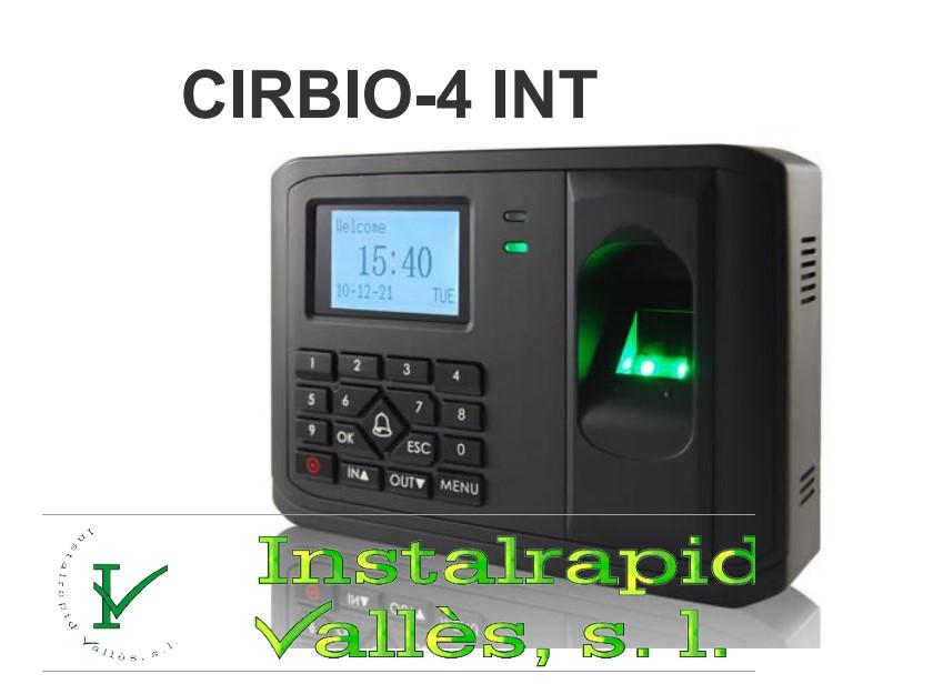 Dispositivos de Control de Presencia para trabajadores, Instalrapid Vallès, Barcelona